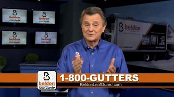 Beldon LeafGuard TV Spot, 'Eliminating Health Hazards: Free Leaf Blower'