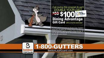 Beldon LeafGuard TV Spot, 'Eliminating Health Hazards: Free Leaf Blower' - Thumbnail 7