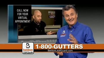 Beldon LeafGuard TV Spot, 'Eliminating Health Hazards: Free Leaf Blower' - Thumbnail 8