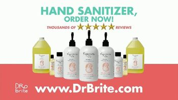 Dr. Brite Naturals Protect Hand Sanitizer TV Spot, 'Donation to Heroes' - Thumbnail 8