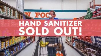 Dr. Brite Naturals Protect Hand Sanitizer TV Spot, 'Donation to Heroes' - Thumbnail 2