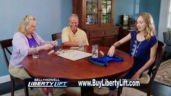 Liberty Lift TV Spot, 'Sit Anywhere'