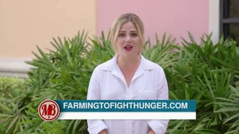 Farming To Fight Hunger TV Spot, 'Food Insecurity' Featuring Madison Brown - Thumbnail 5