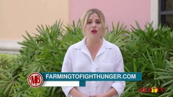 Farming To Fight Hunger TV Spot, 'Food Insecurity' Featuring Madison Brown - Thumbnail 3