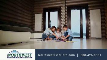 Northwest Exteriors TV Spot, 'Free Labor on All Window Installations' - Thumbnail 1