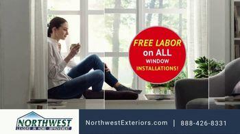 Northwest Exteriors TV Spot, 'Free Labor on All Window Installations' - Thumbnail 4