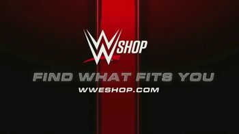 WWE Shop TV Spot, 'Energize Your Style: 25% Off Championship Titles & 40% Off Tees' Song by Easy McCoy - Thumbnail 6