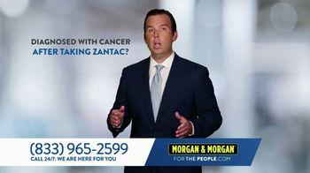 Morgan & Morgan Law Firm TV Spot, 'Zantac Lawsuit' - Thumbnail 1