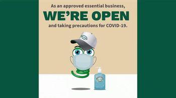 Precision Door Service TV Spot, 'Essential Business: Door Breaks' - Thumbnail 1