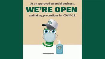 Precision Door Service TV Spot, 'Essential Business: Door Breaks'