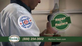 Precision Door Service TV Spot, 'Essential Business: Door Breaks' - Thumbnail 6