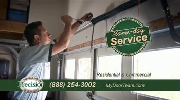 Precision Door Service TV Spot, 'Essential Business: Door Breaks' - Thumbnail 7