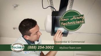 Precision Door Service TV Spot, 'Essential Business: Door Breaks' - Thumbnail 8