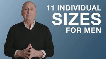 Kane 11 Socks TV Spot, 'Tom: 11 Individual Sizes' - Thumbnail 3