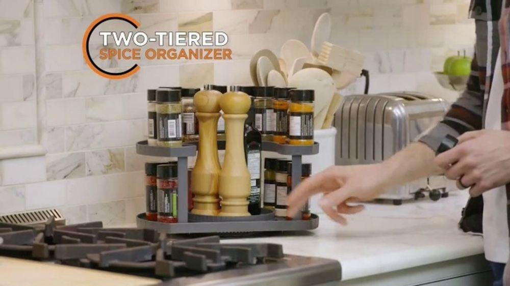 Spice Spinner TV Commercial, 'Organized'