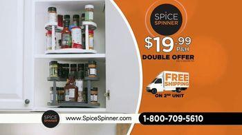 Spice Spinner TV Spot, 'Organized' - Thumbnail 10
