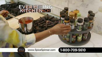 Spice Spinner TV Spot, 'Organized' - Thumbnail 6