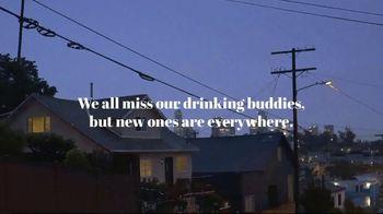 Bulleit Bourbon Frontier Whiskey TV Spot, 'New Drinking Buddies' - Thumbnail 1