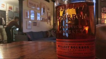 Bulleit Bourbon Frontier Whiskey TV Spot, 'New Drinking Buddies' - Thumbnail 2