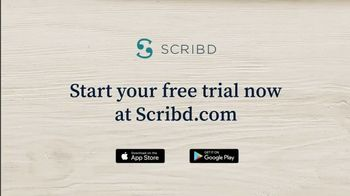 Scribd TV Spot, 'Discover Unlimited Benefits' - Thumbnail 10