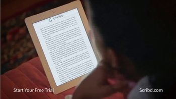 Scribd TV Spot, 'Discover Unlimited Benefits' - Thumbnail 4