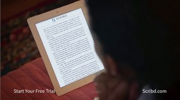 Scribd TV Spot, 'Discover Unlimited Benefits' - Thumbnail 5