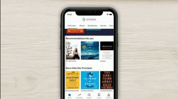 Scribd TV Spot, 'Discover Unlimited Benefits' - Thumbnail 7