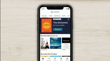 Scribd TV Spot, 'Discover Unlimited Benefits' - Thumbnail 8