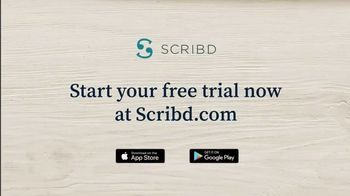 Scribd TV Spot, 'Discover Unlimited Benefits' - Thumbnail 9