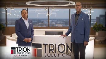 Trion Solutions TV Spot, 'These Challenging Times'