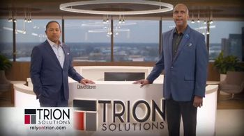 Trion Solutions TV Spot, 'These Challenging Times' - Thumbnail 1