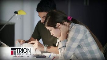 Trion Solutions TV Spot, 'These Challenging Times' - Thumbnail 7