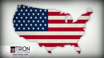 Trion Solutions TV Spot, 'Our Deepest Gratitude' - Thumbnail 3