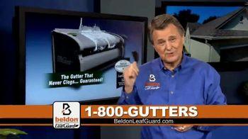 Beldon LeafGuard TV Spot, 'Factory on Wheels: 75 Percent Off Labor' - Thumbnail 2