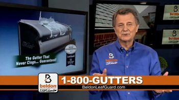 Beldon LeafGuard TV Spot, 'Factory on Wheels: 75 Percent Off Labor'
