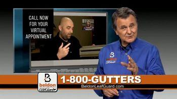 Beldon LeafGuard TV Spot, 'Factory on Wheels: 75 Percent Off Labor' - Thumbnail 7