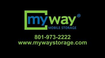 MyWay Mobile Storage TV Spot, 'Looking to Move or Sell' - Thumbnail 1