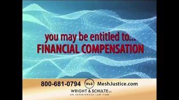 Wright & Schulte, LLC TV Spot, 'Mesh Justice' - Thumbnail 3
