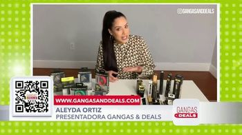 Gangas & Deals TV Spot, 'Billion Dollar Brows y Body Glove' con Aleyda Ortiz [Spanish]