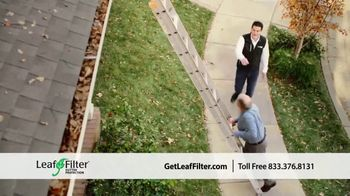 LeafFilter TV Spot, 'End Gutter Cleaning Forever: 15 Percent Off' - Thumbnail 2