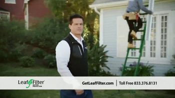 LeafFilter TV Spot, 'End Gutter Cleaning Forever: 15 Percent Off' - Thumbnail 7