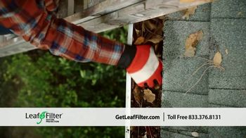 LeafFilter TV Spot, 'End Gutter Cleaning Forever: 15 Percent Off' - Thumbnail 8