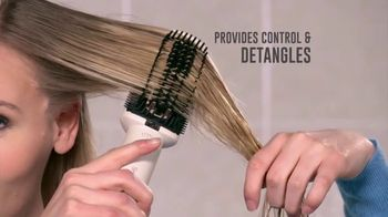 Smart Airstyler & Dryer TV Spot, 'Salon Results in Half the Time'