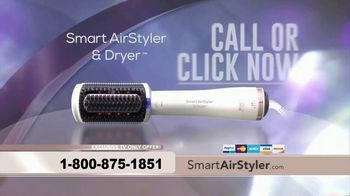 Smart Airstyler & Dryer TV Spot, 'Salon Results in Half the Time' - Thumbnail 7