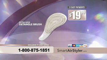 Smart Airstyler & Dryer TV Spot, 'Salon Results in Half the Time' - Thumbnail 8