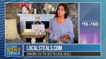Local Steals & Deals TV Spot, 'Beauty Boost: Wrinkles Schminkles' - Thumbnail 8
