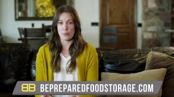 Be Prepared Food Storage TV Spot, 'The End Is Near' - Thumbnail 4