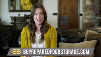 Be Prepared Food Storage TV Spot, 'The End Is Near' - Thumbnail 5