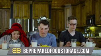Be Prepared Food Storage TV Spot, 'The End Is Near' - Thumbnail 7