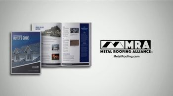 Metal Roofing Alliance TV Spot, 'Perfect Time of the Year' - Thumbnail 6